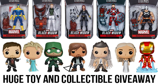 Enter for your chance to win some of your favorite collectibles from #Funkopop, Marvel Legends, #NFL and Dragonite plus other prizes include $30 cash and a $25 GAMESTOP gift card.
