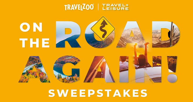 Itching to get out there again? Enter for your chance to win a $2,000 Travelzoo credit to use towards a voucher only deal on travelzoo.com