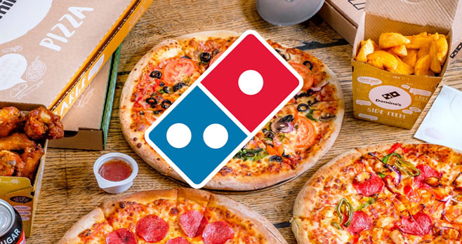 Enter for your chance to win Free Domino's Pizza for a Year. Submit a one-minute video to show your love of Domino's to enter the Domino's Homemade Film Fest Video Contest