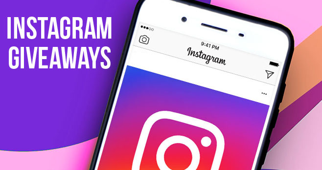 Instagram Accounts to Follow for Ongoing Giveaways