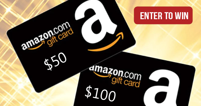 Play the Western Union Send and Win Instant Win Game for your chance to win Amazon gift cards instantly. Western Union is giving away over 600 Free Amazon gift cards. You can play up to 2 times per day.