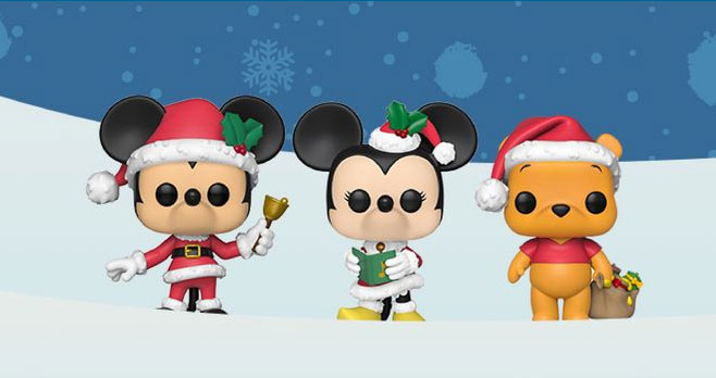 Enter the #Disney Movie Insiders Merry & Bright Delights Sweepstakes for your chance to win #Funko Pop! figurines, game plus Disney Shop gift cards and more. Give your Funko collection a holiday makeover! Enter for a chance to win the Disney Movie Insiders Merry & Bright Delights Sweepstakes.