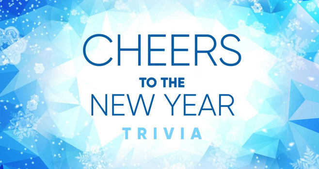 Are you up for the challenge? Enter LIVE's Cheers to the New Year Trivia #Sweepstakes for your chance to be a virtual guest audience participant and win all the loot from the show up to $45,000!