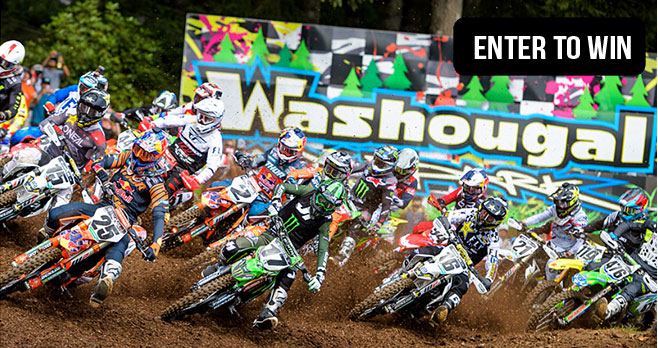 Enter for your chance to win a VIP experience to Washougal Pro #Motocross National in July! You will be a part of the Troy Lee Designs GasGas Team for a Day so enter now to win!