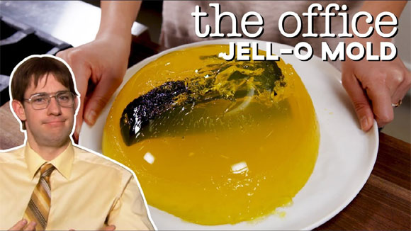 The Office Jell-o Mold Stapler
