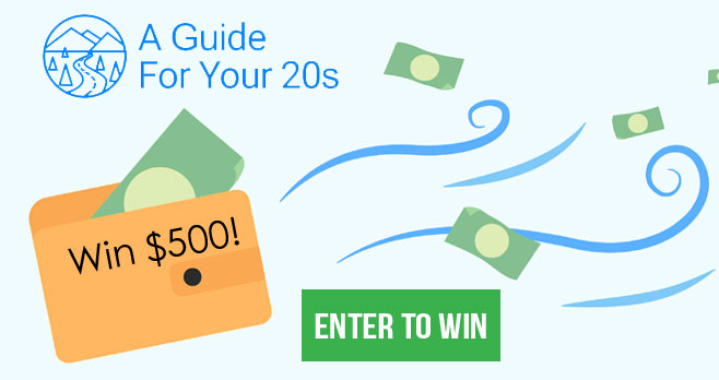 Enter for your chance to win $500 cash to spend on student loans, continued education, or general self-improvement. Submit an entry daily for your chance to win and refer your friends for bonus entries