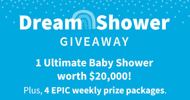 50 daily winners will receive a $20 Carter's egift card. Enter daily through April 2 for more chances to win. Carter's wants to celebrate YOU and your new bundle of joy, so theyteamed up with new mama Ashley Tisdale to help them curate the ultimate baby shower.