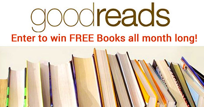 Do you love to read? Goodreads is giving away Free books each day this month. Here are Goodreads book giveaways that have 50, 75, or 100 winners each for a better chance to win. Good Luck!