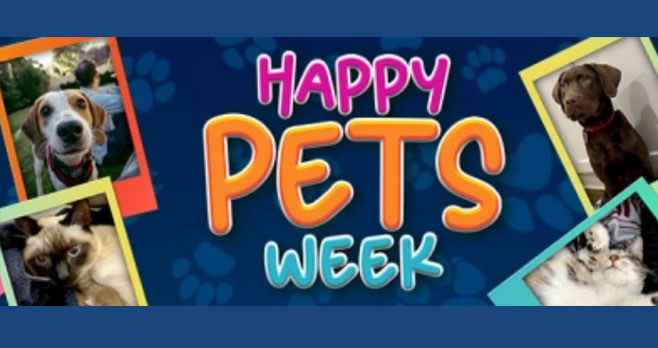 LIVE's Happy Pets Week Sweepstakes