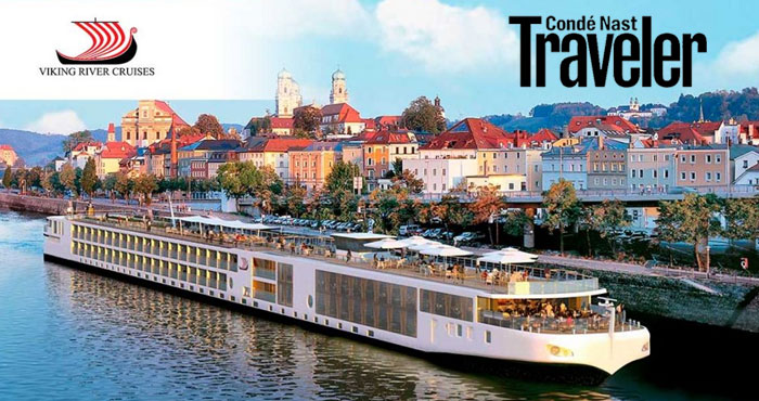 Enter for your chance to win a Viking River Cruises for two through Scandinavia and the Baltic. Vote for your favorite Condé Nast travel destination to enter. Every time you vote, you'll be entered for a chance to win a sailing for two from Stockholm to Bergen with Viking Cruises. The more you vote, the more chances you'll have to win!
