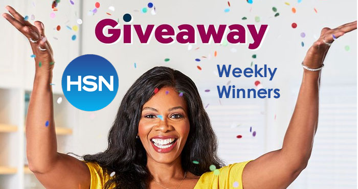 HSN is giving away $100 HSN gift cards every week through April 30th. Share why you love HSN with a photo of yourself and #LoveHSN for your chance to win! Make sure to enter every week.