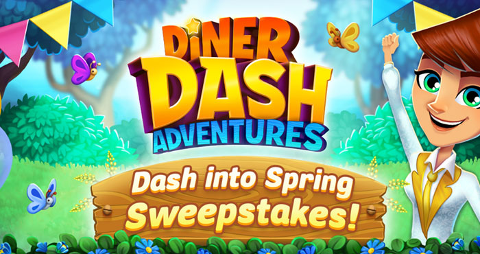 Enter for your chance to win Free #UberEats gift cards when you enter #DinerDash Adventures Dash into Spring #Sweepstakes. Play the game to earn bonus entries. Diner Dash is astrategy and time management video gameinitially developed by Gamelab and published by PlayFirst.