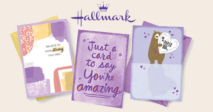 Hallmark is giving away 1 million Free greeting packs. Sign up to get your 3-pack of Hallmark greeting cards for Free today! Your words of support and encouragement matter so much to the people you care about. Hallmark is making it easier for you to get those kind words out into the world by giving away one million cards.