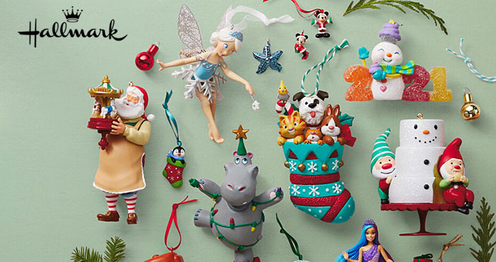 Enter for your chance to win $1,000 in Hallmark Keepsake ornaments. With all the best from the Hallmark Keepsake Studio, this year's Dream Book helps you create moments of familiar comfort and renewed wonder for the ones you love with a little bit of holiday magic, too.