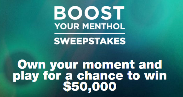 Play the Newport Boost Your Menthol Instant Win Game daily for a chance to win $50,000Plus $1,000s worth of gift cards up for grabs every day!