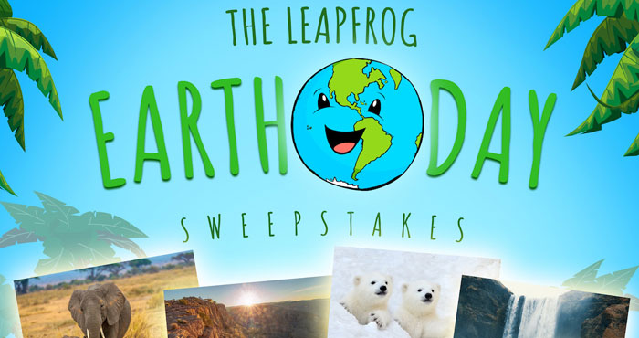"""Enter for your chance to win a $500 Walmart Gift Card and a LeapFrog Magic Adventures Globe April is Earth Month, and with #EarthDay on April 22nd, LeapFrog is celebrating with a #giveaway! Young explorers can travel the world and see everything in it with the Magic Adventures Globe. Using the stylus, children can tap on the 10"""" interactive learning globe and experience new places, languages, cultures, animals, geography, habitats and more through high-quality BBC videos."""