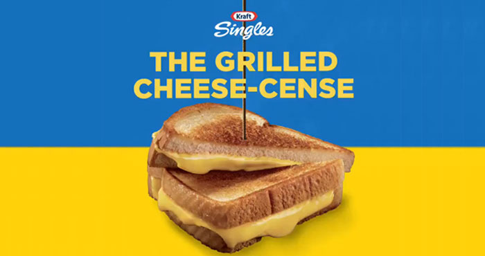 Kraft is giving away 1,000 Free grilled-cheese scented incense kits. It's #NationalGrilledCheeseDay & Grilled Cheese-cense has arrived! Yep, grilled cheese scented incense! Tweet #BreatheCheesy and #Sweepstakes to turn any time into Grilled Cheese O'Clock.