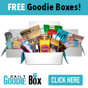 Get your Free Goodie Box
