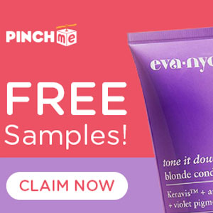 Get Free Samples from PinchMe