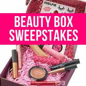 Enter to win a Beauty Box