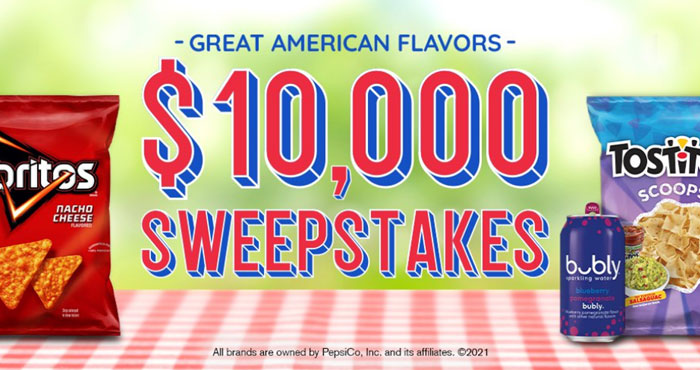 Tasty Rewards wants to help a lucky family turn their dream summer into a reality with a chance to win $10,000! It all starts with America's favorite flavors!