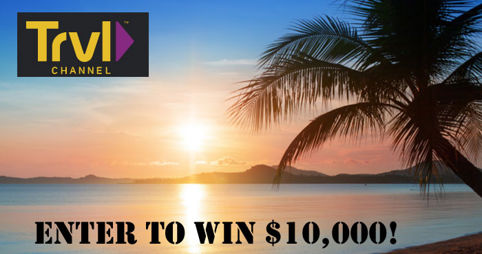 Enter the Travel Channel/Investigation Discovery Get Outside #Giveaway for your chance to win a $10,000 cash prize. It's finally time to get back out there and travel the country. With $10,000 you can make your travel dreams come true.