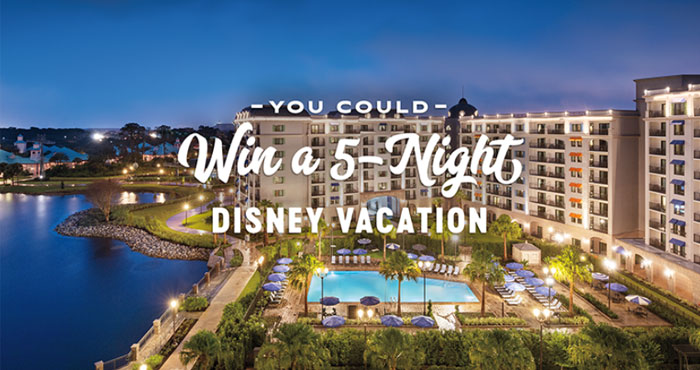 Enter for your chance to win a trip for four to #Disney's Riviera Resort in Lake Buena Vista, Florida and enjoy a European-inspired adventure in the heart of the magic!