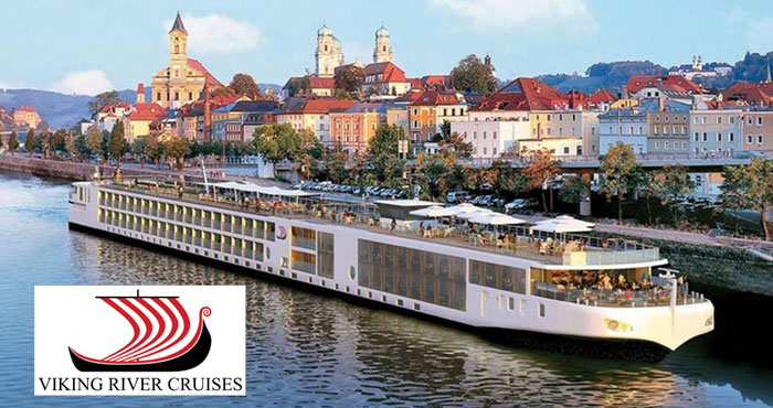 Win a Viking Cruises 8-Day Journey Sweepstakes