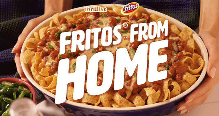 How do you eat your Fritos? Share and you could win $1,000 in cash! Not only could your recipe appear on Thrillist, but you'll have a chance to win a $1,000 cash prize. Let's get cooking.