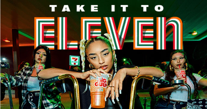 Earn entries into the Take it to Eleven Sweepstakes from 7-Eleven. Share on social for more entries. Plus, every day you play It's Tricky, you'll earn an entry into the sweeps and the chance to instantly win 7REWARDS points.