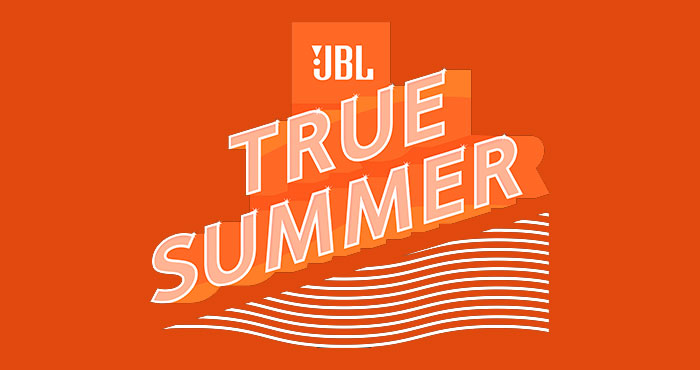 Enter for your chance to win a JBL True Summer prize. Stay true & do you this summer with JBL by your side. Sign up for a chance to win 3 amazing grand prizes andmuch more!