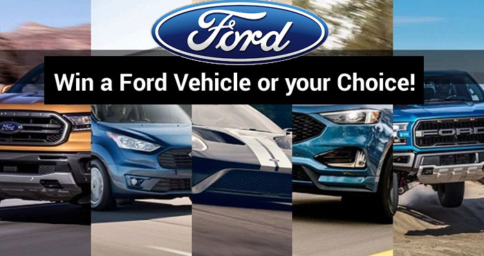 Enter the Ford Essence Festival Vehicle Giveaway and you will receive a FREE Ford Essence Festival Tote Bag just for entering and be entered to win a Ford vehicle of your choice! Once you are entered, explore the Ford virtual booth to find a variety of engaging virtual experiences