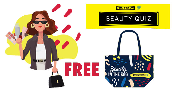 Dollar General is giving away FREE beauty bags