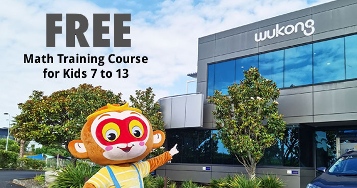 Enter for your chance to win an online math training course for kids 7-13 years old from Wukong Math valued at $200. All devices including PC and mobile can be used.