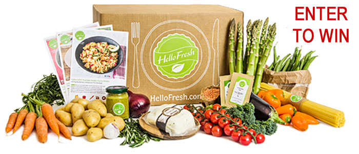 HelloFresh Go For The Gold Sweepstakes