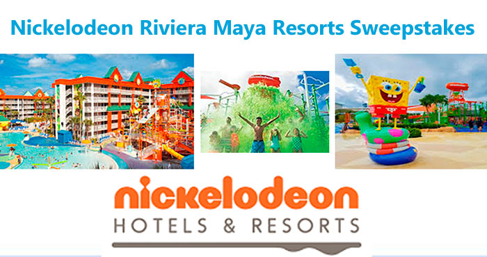 Nickelodeon is thrilled to announce the opening of Nickelodeon Hotels & Resorts Riviera Maya, the latest addition to our guest-loved Nickelodeon Hotels & Resorts! Enter now and you could win an amazing 3-night getaway filled with all the Nick-inspired surprises and characters you know and love.