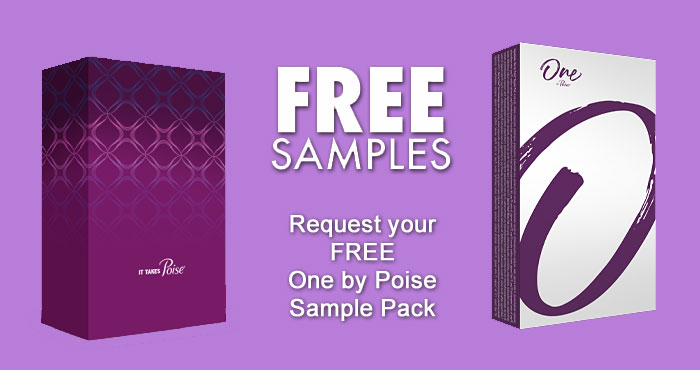 FREE One by Poise Sample Pack