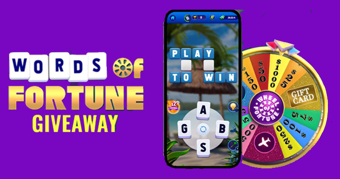 Wheel Of Fortune Words of Fortune Sweepstakes