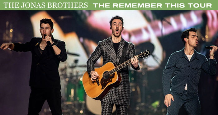 Win a Trip to The Jonas Brothers Concert from Post-it Brand