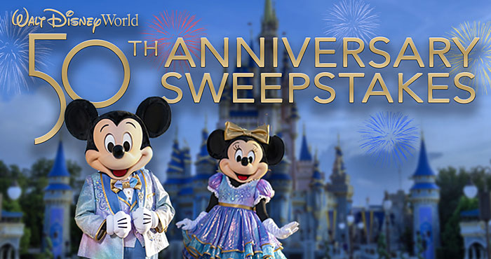 McDonald's is Giving Away 25 FREE Trips to Disney World!