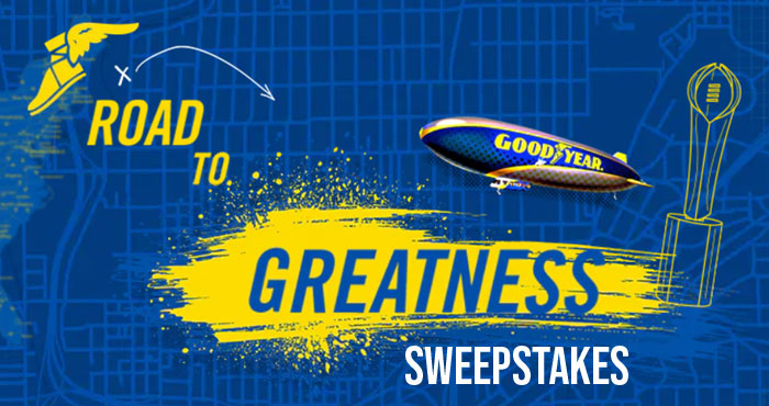 Enter for your chance to win a trip to the Goodyear Cotton Bowl on December 31st PLUS a tip to the CFP National Championship on January 10th. Share your team to win and you could win tickets to the Goodyear Cotton Bowl and the CFP National Championship!