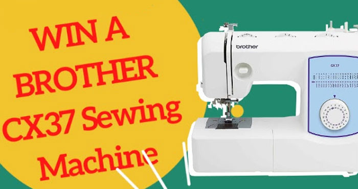 Brother GX37 Sewing Machine Giveaway