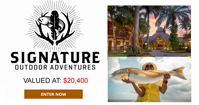 Bass Pro Shops and Cabela's The Ultimate Year of Adventure Sweepstakes