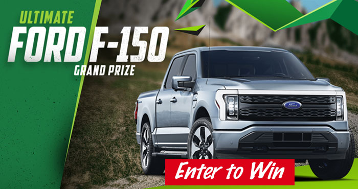 Mtn Dew Get Out and Do Sweepstakes