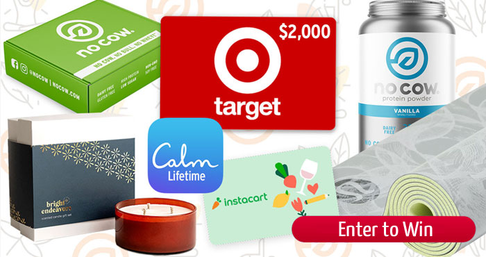 Enter to win a $2,000 Amazon gift card