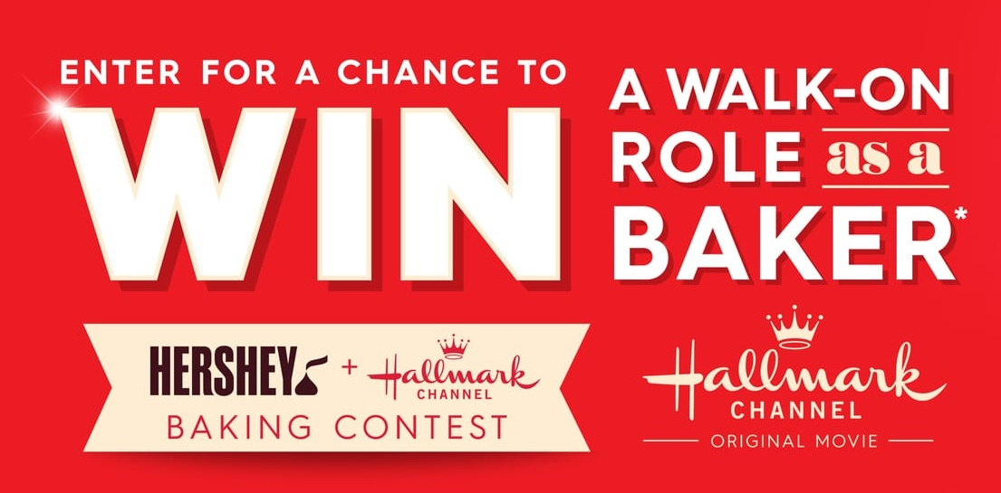 Hershey and Hallmark Channel's Bake Your Way to the Big Screen Contest