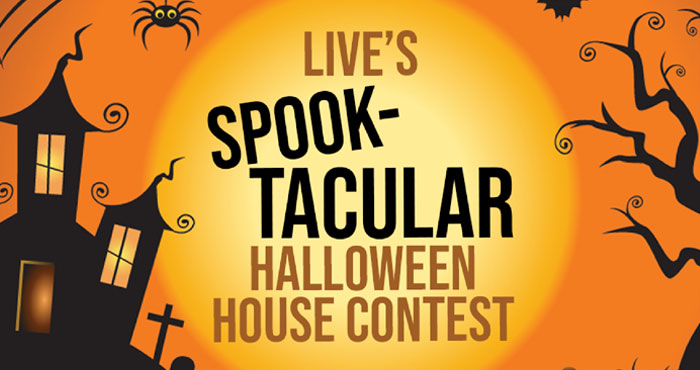 Enter your best Halloween decorations in the LIVE's Spook-tacular Halloween House Contest. Out-BOO your neighbors with the creepiest, scariest, spookiest sight on the street and you could win a 7 day / 6 night trip for two, to the beautiful Waikiki Beach Marriott Resort and Spa! This trip includes airfare, a $200 daily food and beverage credit, plus 2 spa treatments. This exciting grand prize is valued at approximately $9000!