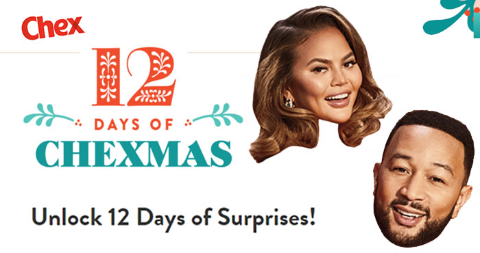 Check out all of Chrissy Teigen and John Legend's must-haves for gifting this holiday season! Discover the perfect gifts for your family's home chef, holiday music fanatic, and everyone else on your list. Want to win all of these items? All you have to do is look at each day's calendar item to get up to 12 entries.
